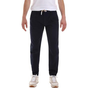 Υφασμάτινα Άνδρας Παντελόνια Chino/Carrot Sseinse PSE612SS Μπλε