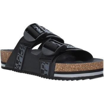 Παπούτσια Άνδρας Τσόκαρα Napapijri NA4ETH Μαύρος