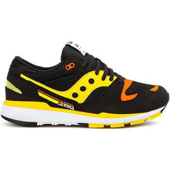 Παπούτσια Άνδρας Χαμηλά Sneakers Saucony S70437 Μαύρος