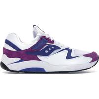 Παπούτσια Άνδρας Χαμηλά Sneakers Saucony S70439 λευκό