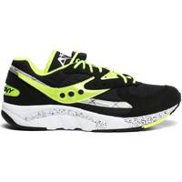 Παπούτσια Άνδρας Χαμηλά Sneakers Saucony S70460 Μαύρος