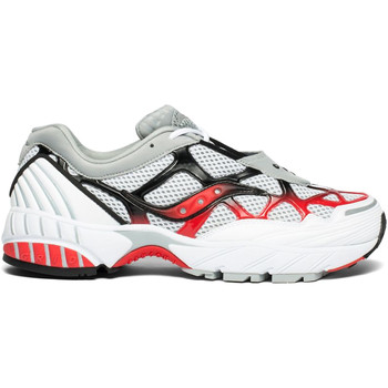 Παπούτσια Άνδρας Χαμηλά Sneakers Saucony S70466 λευκό
