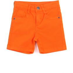 Υφασμάτινα Παιδί Σόρτς / Βερμούδες Losan 015-9009AL Πορτοκάλι
