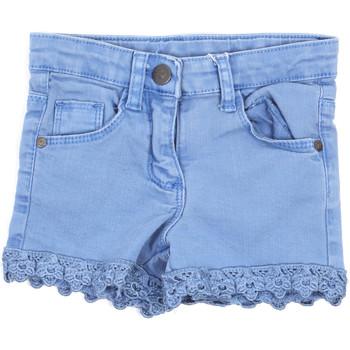 Υφασμάτινα Παιδί Σόρτς / Βερμούδες Losan 016-9001AL Μπλε
