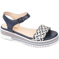 Παπούτσια Γυναίκα Σανδάλια / Πέδιλα Valleverde 15150 Μπλε