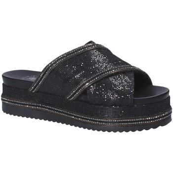 Παπούτσια Γυναίκα Τσόκαρα Exé Shoes G41006097884 Μαύρος