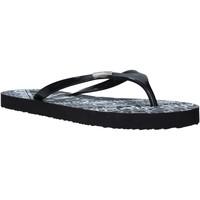 Παπούτσια Γυναίκα Σαγιονάρες Calvin Klein Jeans E8853 Μαύρος