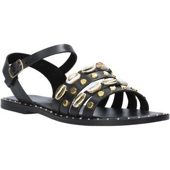 Παπούτσια Γυναίκα Σανδάλια / Πέδιλα Café Noir GB174 Μαύρος