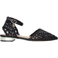 Παπούτσια Γυναίκα Σανδάλια / Πέδιλα Gold&gold A20 GK16 Μαύρος