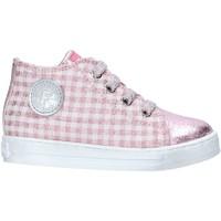 Παπούτσια Κορίτσι Ψηλά Sneakers Falcotto 2014600 10 Ροζ