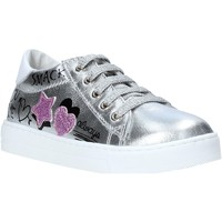 Παπούτσια Κορίτσι Χαμηλά Sneakers Falcotto 2014628 02 Ασήμι