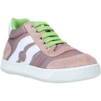 Παπούτσια Παιδί Χαμηλά Sneakers Falcotto 2014149 01 Ροζ