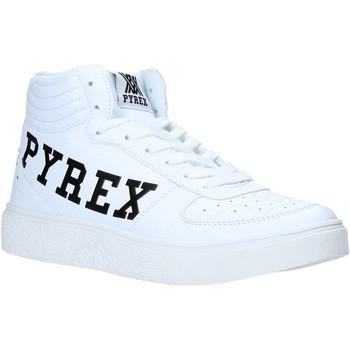 Παπούτσια Γυναίκα Ψηλά Sneakers Pyrex PY020207 λευκό