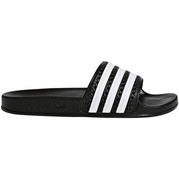 Παπούτσια Παιδί σαγιονάρες adidas Originals BA7130 Μαύρος