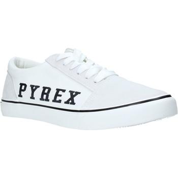Παπούτσια Άνδρας Χαμηλά Sneakers Pyrex PY020201 λευκό