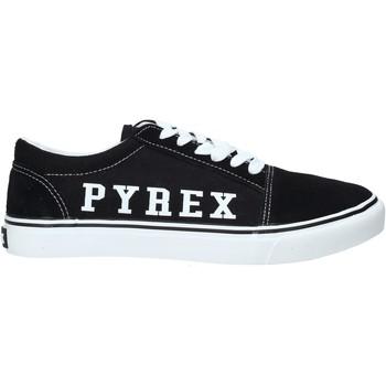 Παπούτσια Άνδρας Χαμηλά Sneakers Pyrex PY020201 Μαύρος