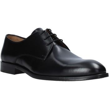 Παπούτσια Άνδρας Derby Marco Ferretti 113049MF Μαύρος