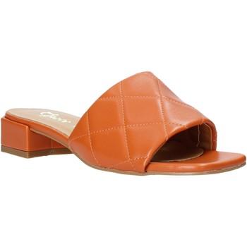 Παπούτσια Γυναίκα Τσόκαρα Grace Shoes 971Y001 Πορτοκάλι
