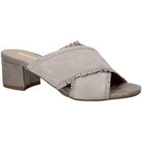 Παπούτσια Γυναίκα Τσόκαρα IgI&CO 1180 Γκρί