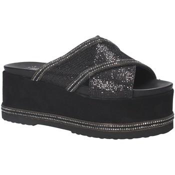 Παπούτσια Γυναίκα Τσόκαρα Exé Shoes G41007137A30 Μαύρος