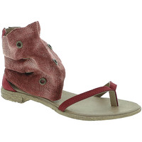 Παπούτσια Γυναίκα Σανδάλια / Πέδιλα 18+ 6111 το κόκκινο