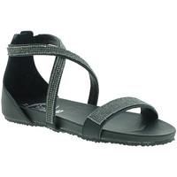 Παπούτσια Γυναίκα Σανδάλια / Πέδιλα 18+ 6141 Μαύρος
