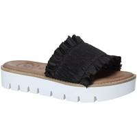 Παπούτσια Γυναίκα Τσόκαρα 18+ 5812 Μαύρος