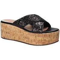 Παπούτσια Γυναίκα Τσόκαρα Fornarina PE18RO2916 Μαύρος