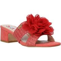 Παπούτσια Γυναίκα Τσόκαρα Love To Love EVA5106 το κόκκινο