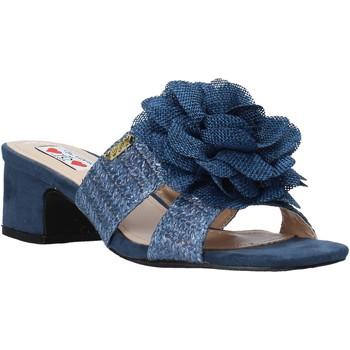 Παπούτσια Γυναίκα Τσόκαρα Love To Love EVA579 Μπλε