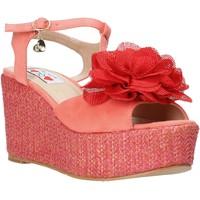 Παπούτσια Γυναίκα Σανδάλια / Πέδιλα Love To Love GIN5106 το κόκκινο