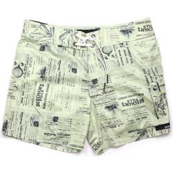 Υφασμάτινα Άνδρας Μαγιώ / shorts για την παραλία Rrd - Roberto Ricci Designs 18326 Πράσινος