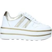 Παπούτσια Γυναίκα Χαμηλά Sneakers Exton 1505 λευκό