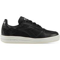 Παπούτσια Γυναίκα Χαμηλά Sneakers Diadora 201.173.346 Μαύρος