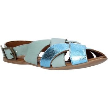 Παπούτσια Γυναίκα Σανδάλια / Πέδιλα Bueno Shoes 9J2103 Μπλε