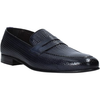 Παπούτσια Άνδρας Μοκασσίνια Exton 1021 Μπλε