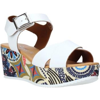 Παπούτσια Γυναίκα Σανδάλια / Πέδιλα Grace Shoes 12 λευκό