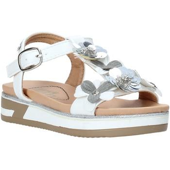 Παπούτσια Κορίτσι Σανδάλια / Πέδιλα Miss Sixty S20-SMS781 λευκό
