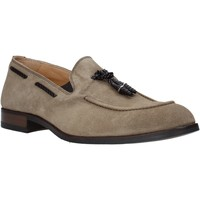 Παπούτσια Άνδρας Μοκασσίνια Exton 1111 Μπεζ