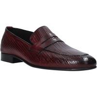 Παπούτσια Άνδρας Μοκασσίνια Exton 1021 καφέ