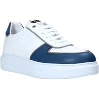 Παπούτσια Άνδρας Χαμηλά Sneakers Exton 956 λευκό