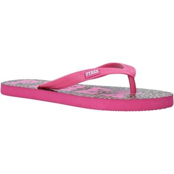 Παπούτσια Γυναίκα Σαγιονάρες Pyrex PY020164 Ροζ