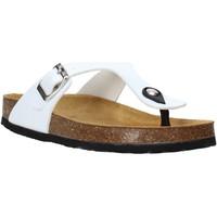Παπούτσια Παιδί Σαγιονάρες Bamboo BAM-222 λευκό