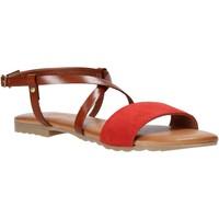 Παπούτσια Γυναίκα Σανδάλια / Πέδιλα Jeiday YARA-SALLY το κόκκινο