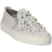 Παπούτσια Γυναίκα Slip on The Flexx B108_56 Γκρί