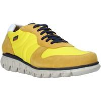 Παπούτσια Άνδρας Χαμηλά Sneakers CallagHan 12903 Κίτρινος