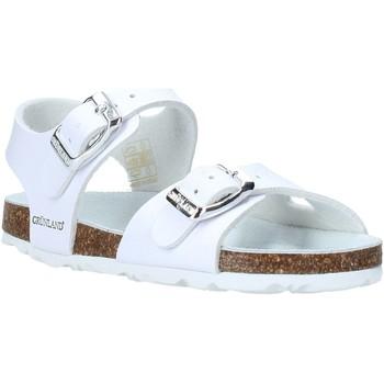 Παπούτσια Παιδί Σανδάλια / Πέδιλα Grunland SB0027 λευκό