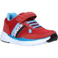 Παπούτσια Παιδί Χαμηλά Sneakers Levi's VORE0031T το κόκκινο