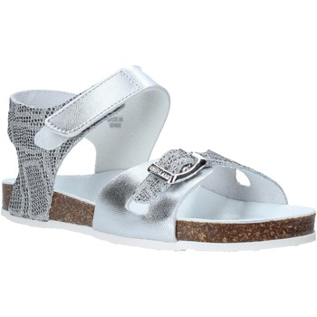 Παπούτσια Κορίτσι Σανδάλια / Πέδιλα Grunland SB1501 Ασήμι