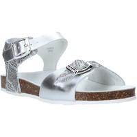 Παπούτσια Παιδί Σανδάλια / Πέδιλα Grunland SB1500 Ασήμι